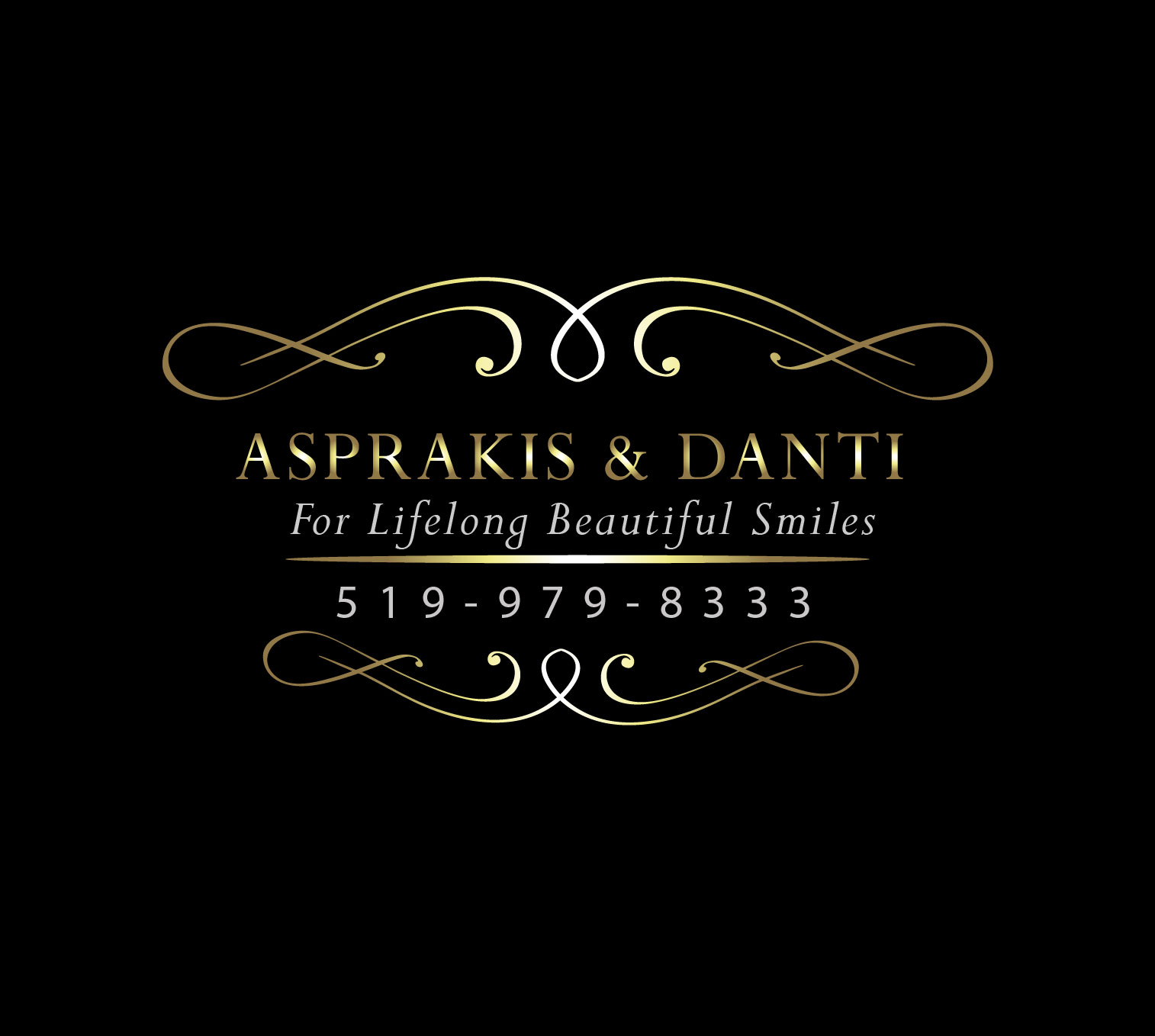 Logo Design by Darina Dimitrova - Entry No. 16 in the Logo Design Contest Unique Logo Design Wanted for Asprakis and Danti.