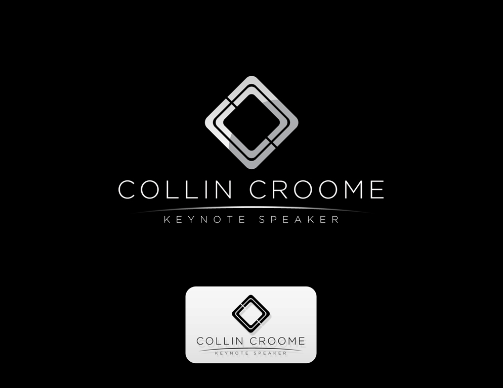 Logo Design by Juan_Kata - Entry No. 83 in the Logo Design Contest Modern Logo Design for Collin Croome.