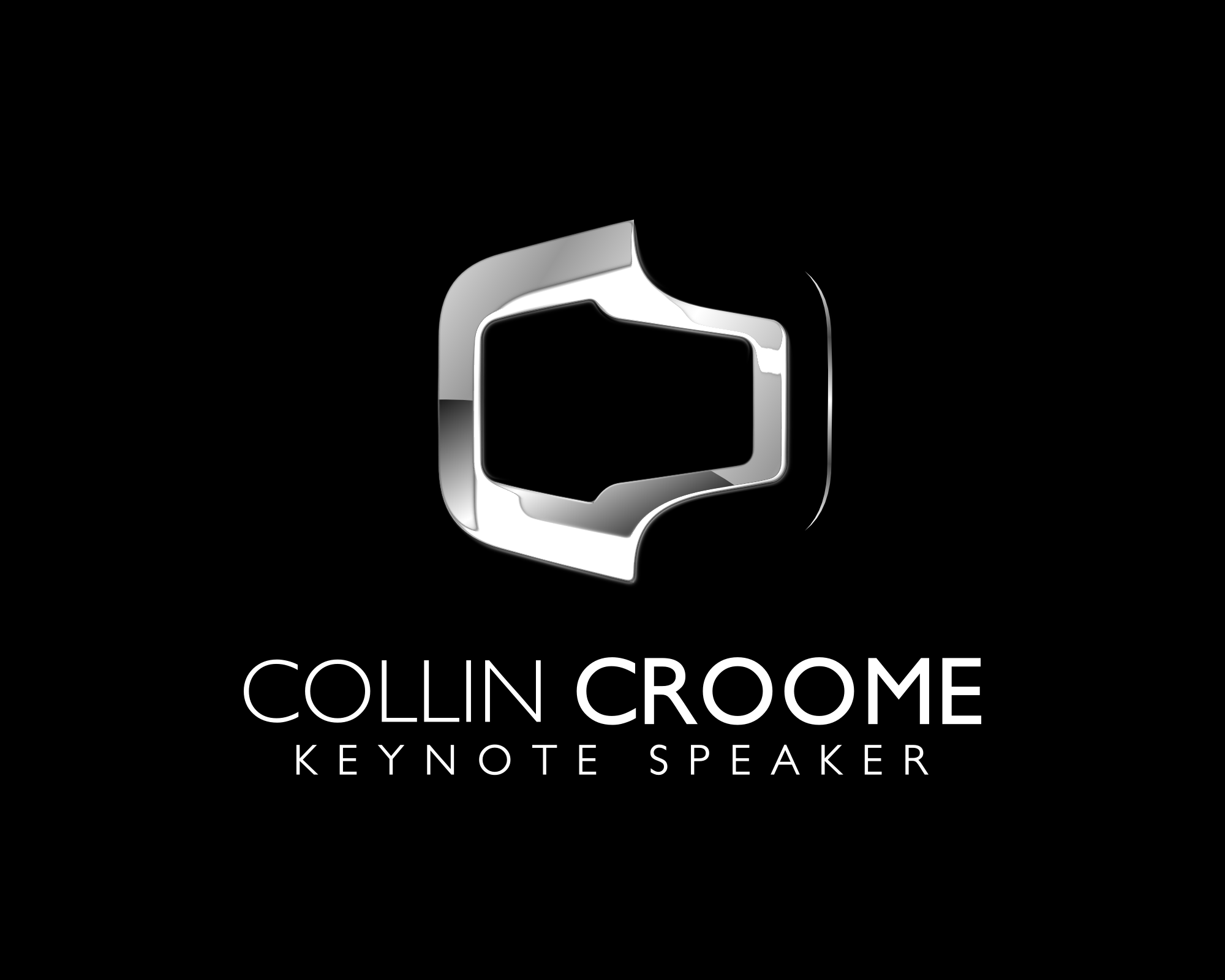 Logo Design by explogos - Entry No. 84 in the Logo Design Contest Modern Logo Design for Collin Croome.