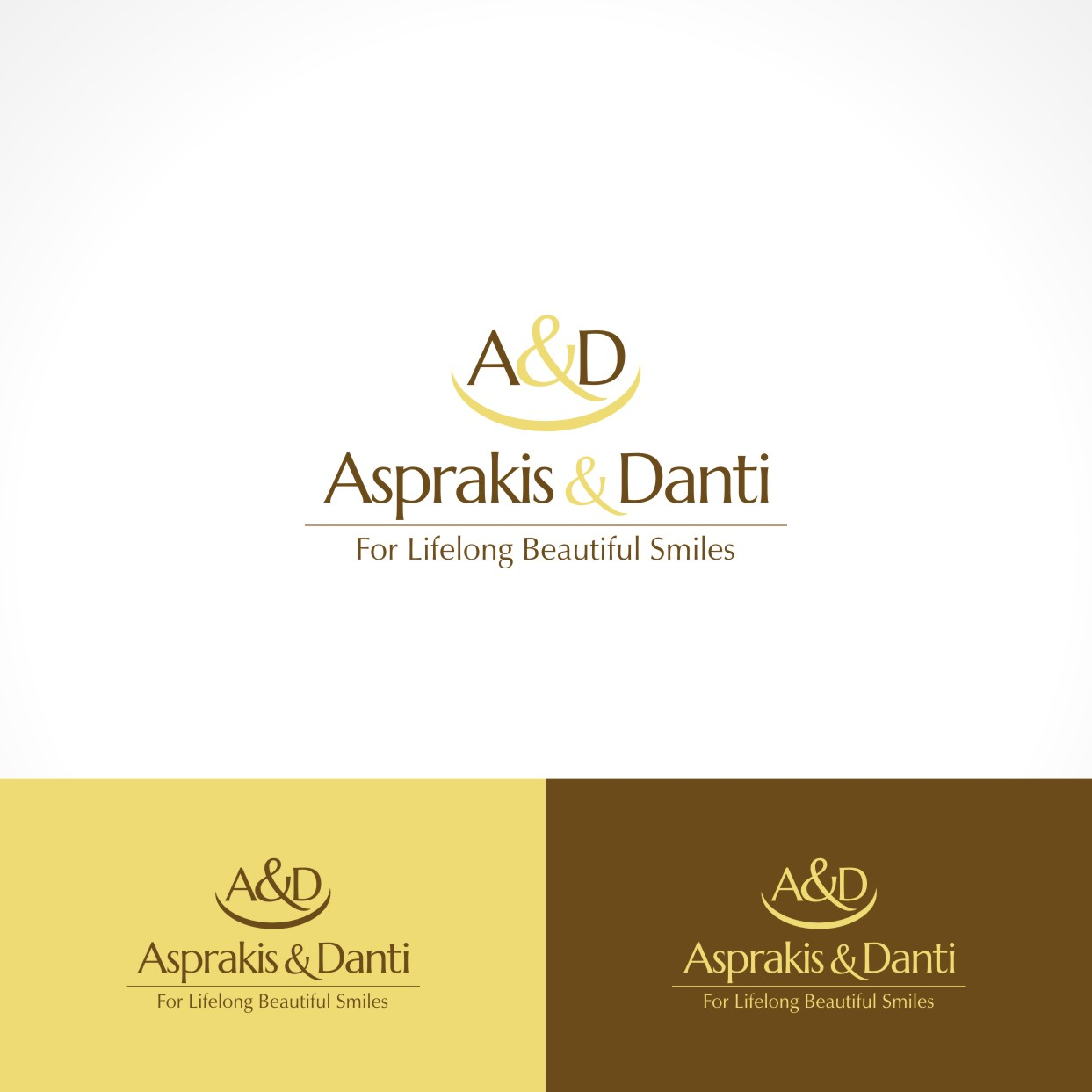 Logo Design by Private User - Entry No. 25 in the Logo Design Contest Unique Logo Design Wanted for Asprakis and Danti.
