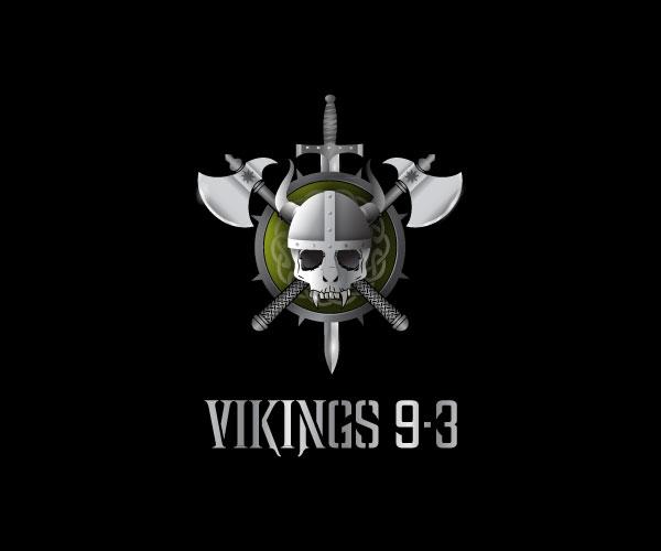 Logo Design by SERO - Entry No. 43 in the Logo Design Contest Logo Design for Viking 9-3 MilSim Unit.