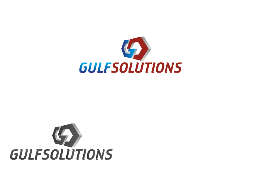 Logo Design by Private User - Entry No. 114 in the Logo Design Contest New Logo Design for Gulf solutions company.