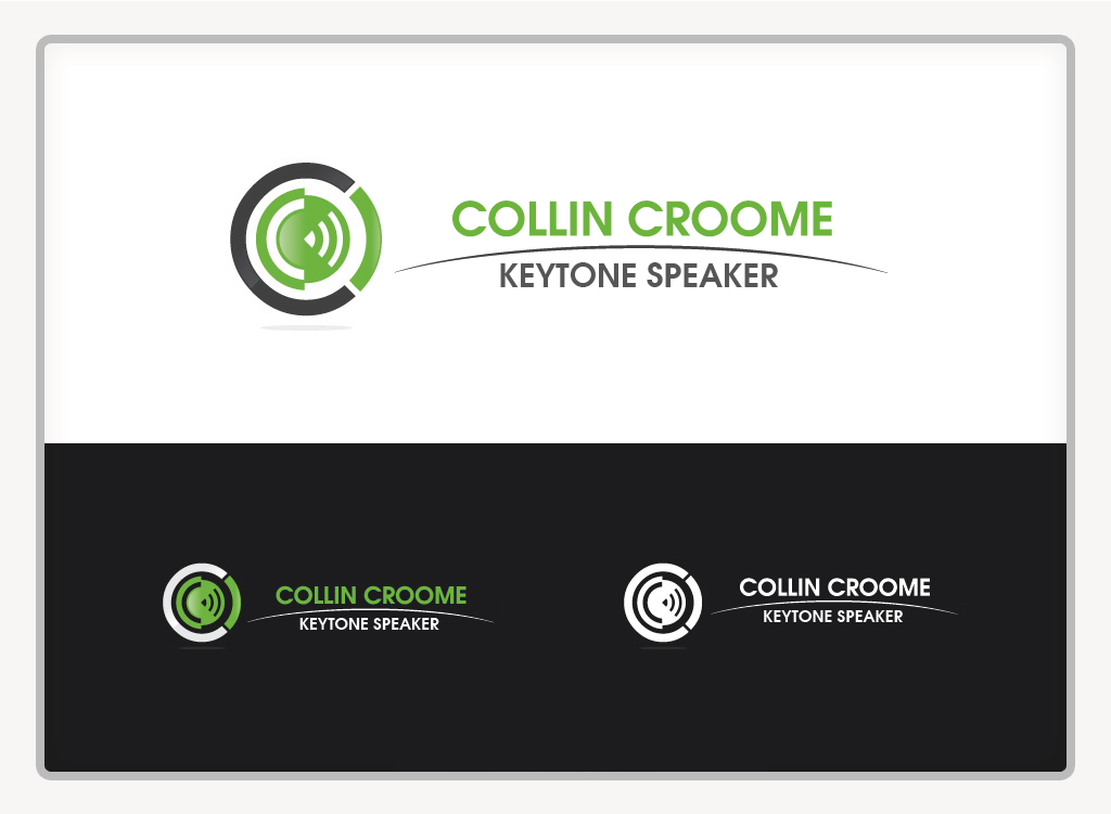 Logo Design by Private User - Entry No. 86 in the Logo Design Contest Modern Logo Design for Collin Croome.
