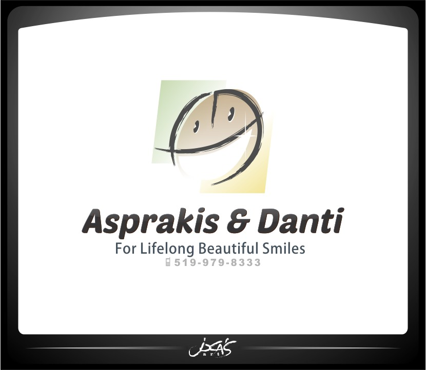 Logo Design by joca - Entry No. 35 in the Logo Design Contest Unique Logo Design Wanted for Asprakis and Danti.