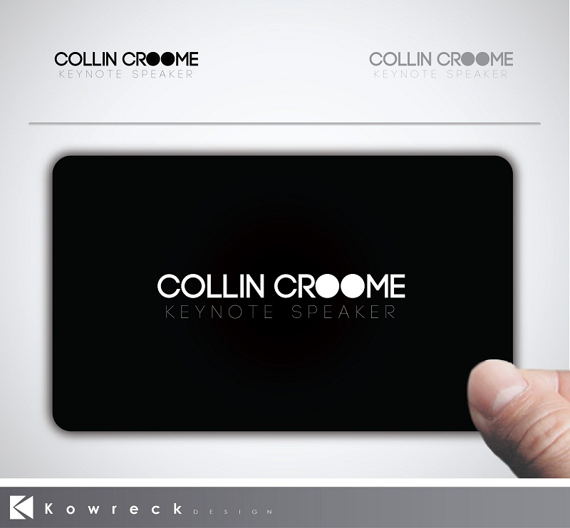 Logo Design by kowreck - Entry No. 89 in the Logo Design Contest Modern Logo Design for Collin Croome.
