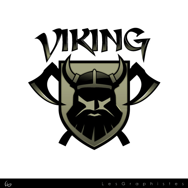 Logo Design by Les-Graphistes - Entry No. 46 in the Logo Design Contest Logo Design for Viking 9-3 MilSim Unit.