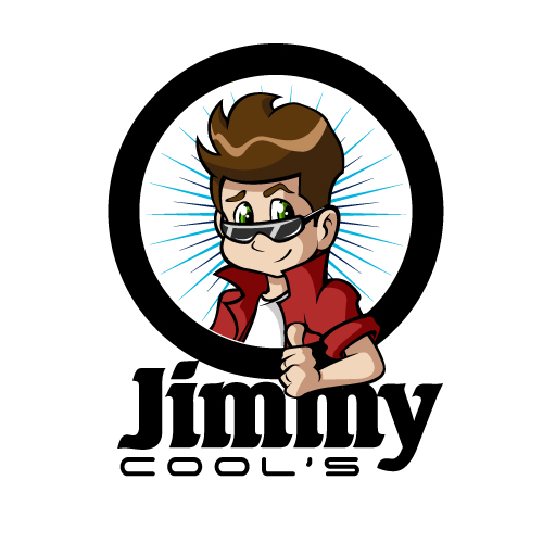 Logo Design by SilverEagle - Entry No. 66 in the Logo Design Contest Jimmy Cool's.