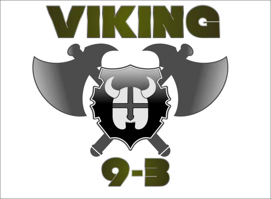 Logo Design by Ngepet_art - Entry No. 56 in the Logo Design Contest Logo Design for Viking 9-3 MilSim Unit.