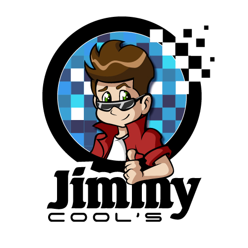 Logo Design by SilverEagle - Entry No. 67 in the Logo Design Contest Jimmy Cool's.