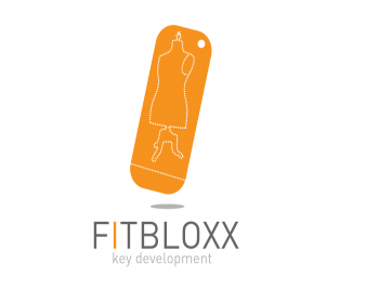 Logo Design by clbr - Entry No. 117 in the Logo Design Contest FitBloxx (creating block fits for the apparel industry).