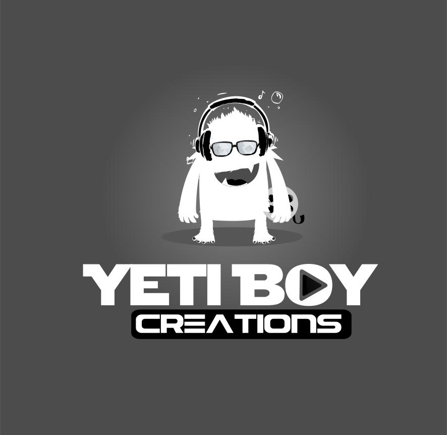 Logo Design by Private User - Entry No. 18 in the Logo Design Contest Captivating Logo Design for Yeti Boy Creations.