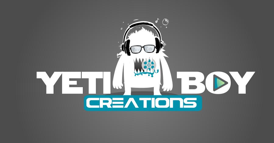 Logo Design by Private User - Entry No. 20 in the Logo Design Contest Captivating Logo Design for Yeti Boy Creations.