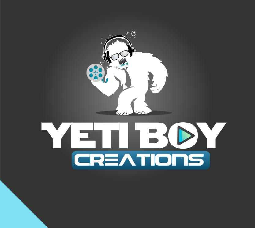 Logo Design by Private User - Entry No. 21 in the Logo Design Contest Captivating Logo Design for Yeti Boy Creations.