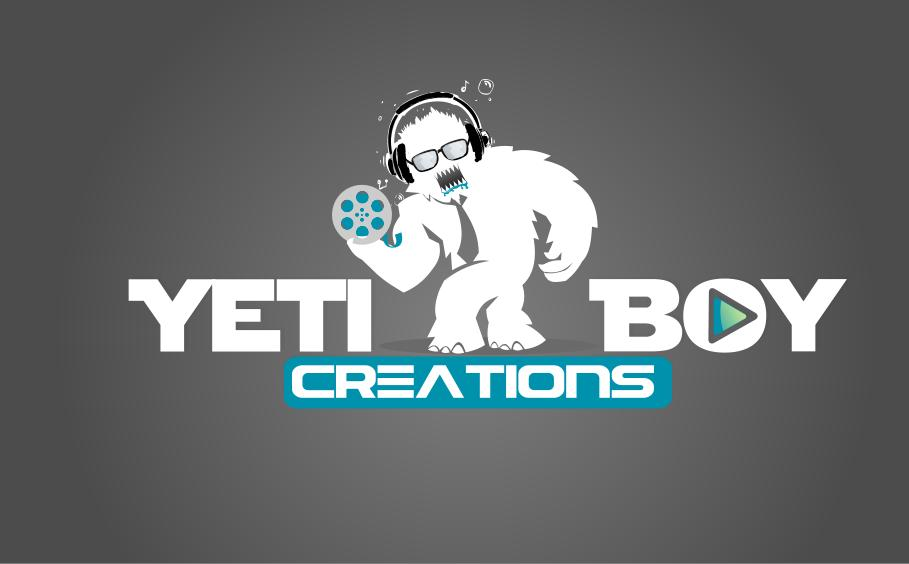 Logo Design by Private User - Entry No. 22 in the Logo Design Contest Captivating Logo Design for Yeti Boy Creations.