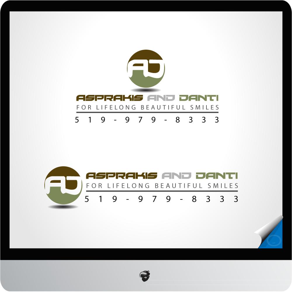 Logo Design by zesthar - Entry No. 46 in the Logo Design Contest Unique Logo Design Wanted for Asprakis and Danti.