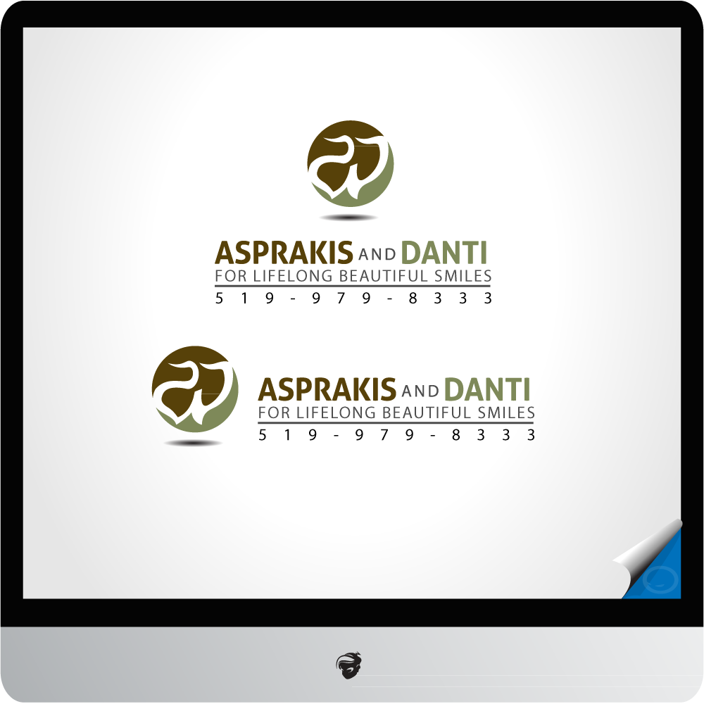 Logo Design by zesthar - Entry No. 47 in the Logo Design Contest Unique Logo Design Wanted for Asprakis and Danti.