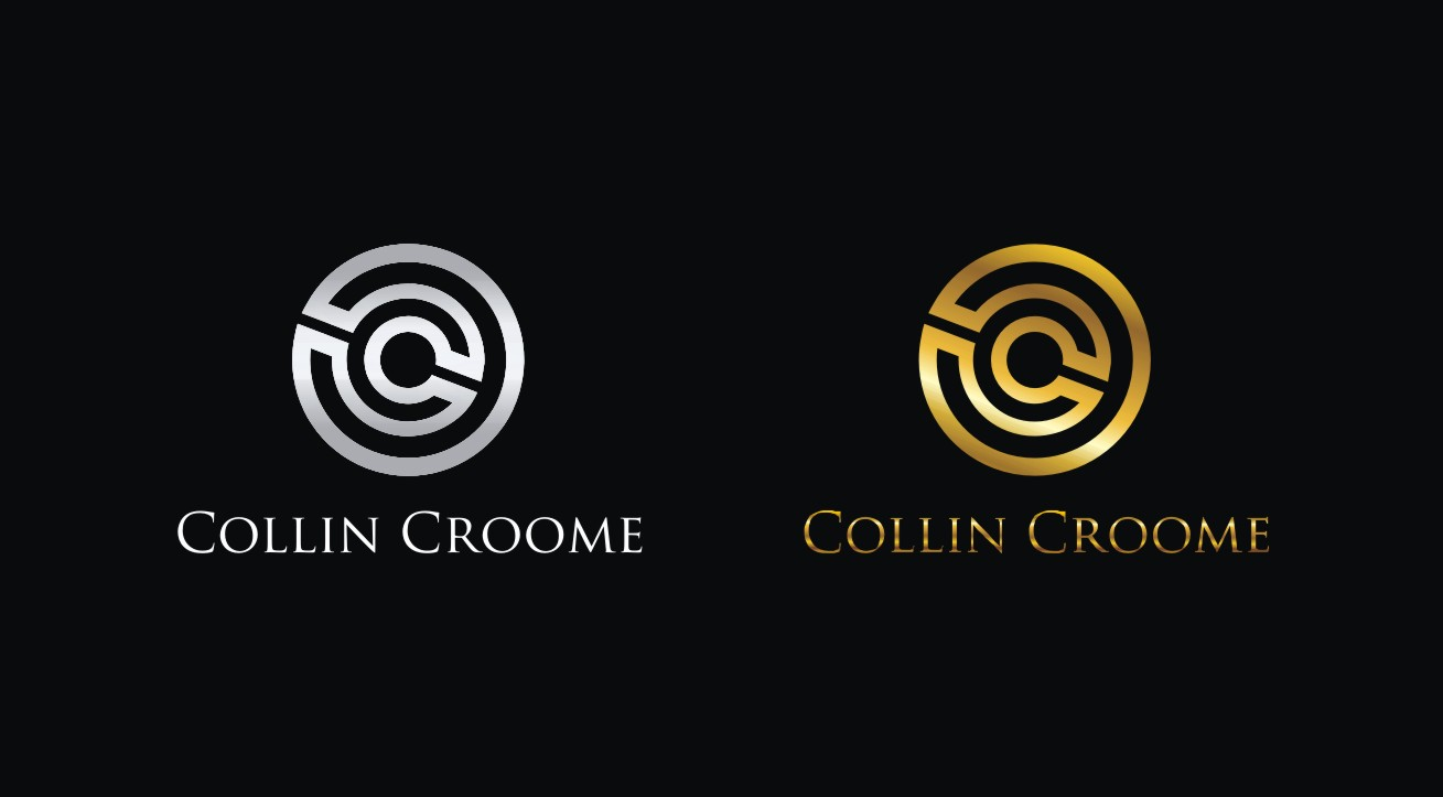Logo Design by Kojiro Hyuga - Entry No. 96 in the Logo Design Contest Modern Logo Design for Collin Croome.