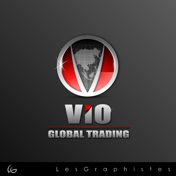 Logo Design by Les-Graphistes - Entry No. 83 in the Logo Design Contest Vio Global Trading, LLC.