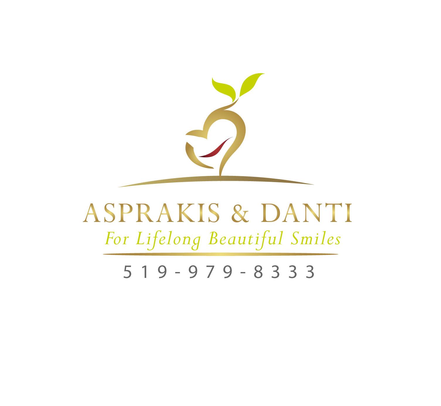 Logo Design by Darina Dimitrova - Entry No. 51 in the Logo Design Contest Unique Logo Design Wanted for Asprakis and Danti.