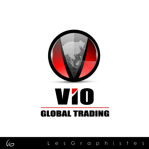 Logo Design by Les-Graphistes - Entry No. 84 in the Logo Design Contest Vio Global Trading, LLC.