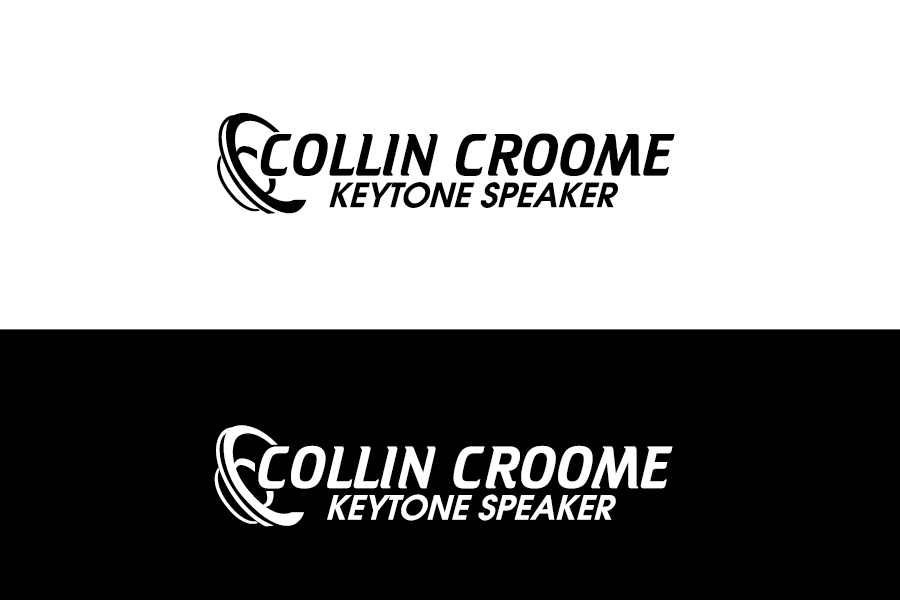 Logo Design by Private User - Entry No. 97 in the Logo Design Contest Modern Logo Design for Collin Croome.