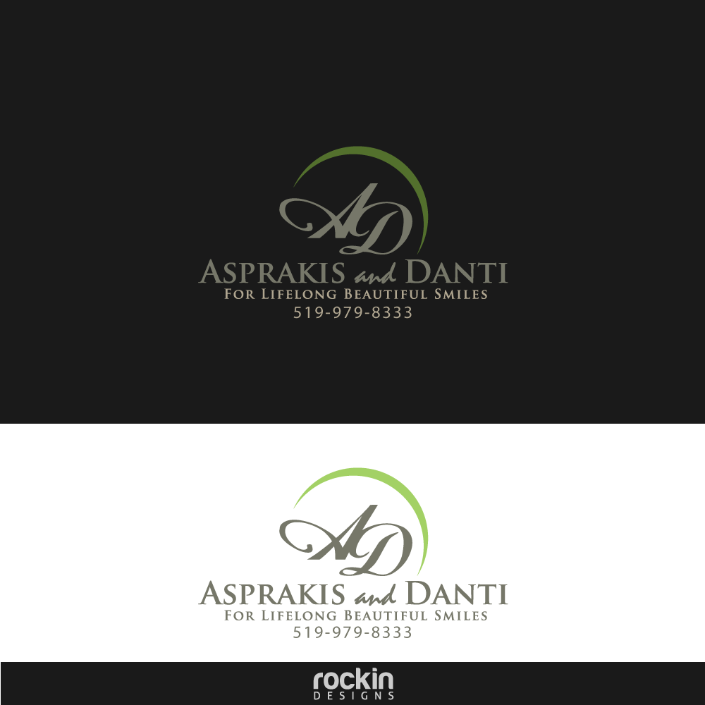 Logo Design by rockin - Entry No. 54 in the Logo Design Contest Unique Logo Design Wanted for Asprakis and Danti.