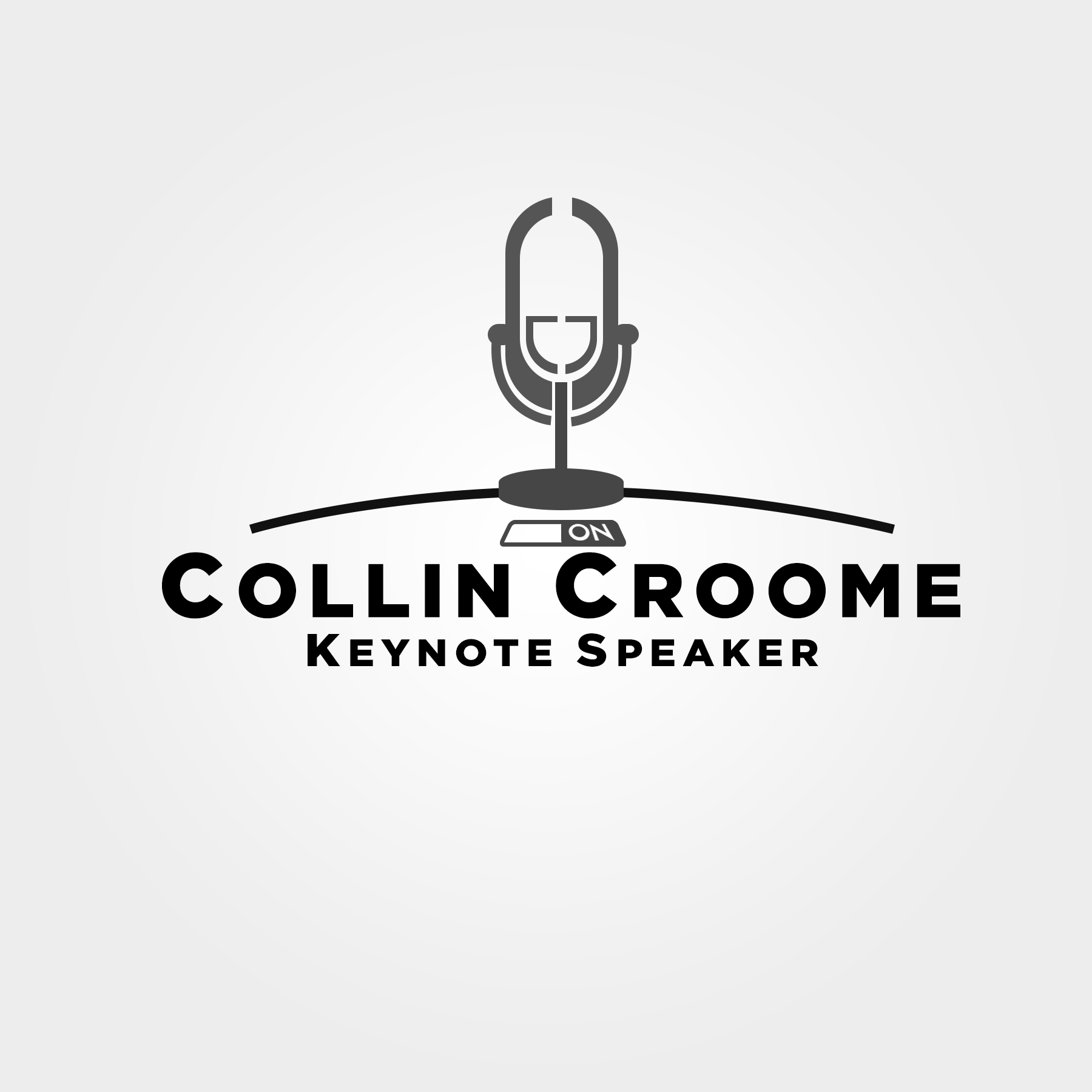 Logo Design by Lemuel Arvin Tanzo - Entry No. 100 in the Logo Design Contest Modern Logo Design for Collin Croome.