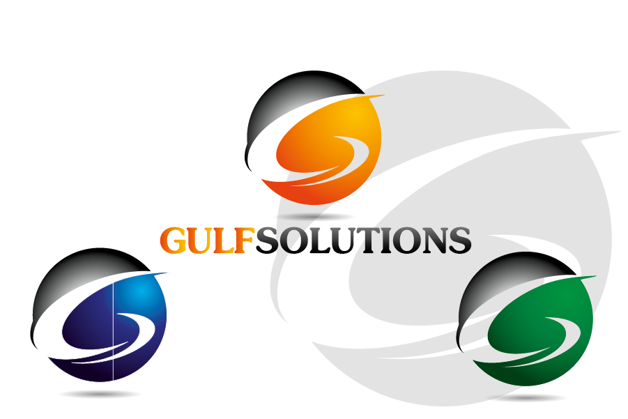 Logo Design by Private User - Entry No. 123 in the Logo Design Contest New Logo Design for Gulf solutions company.