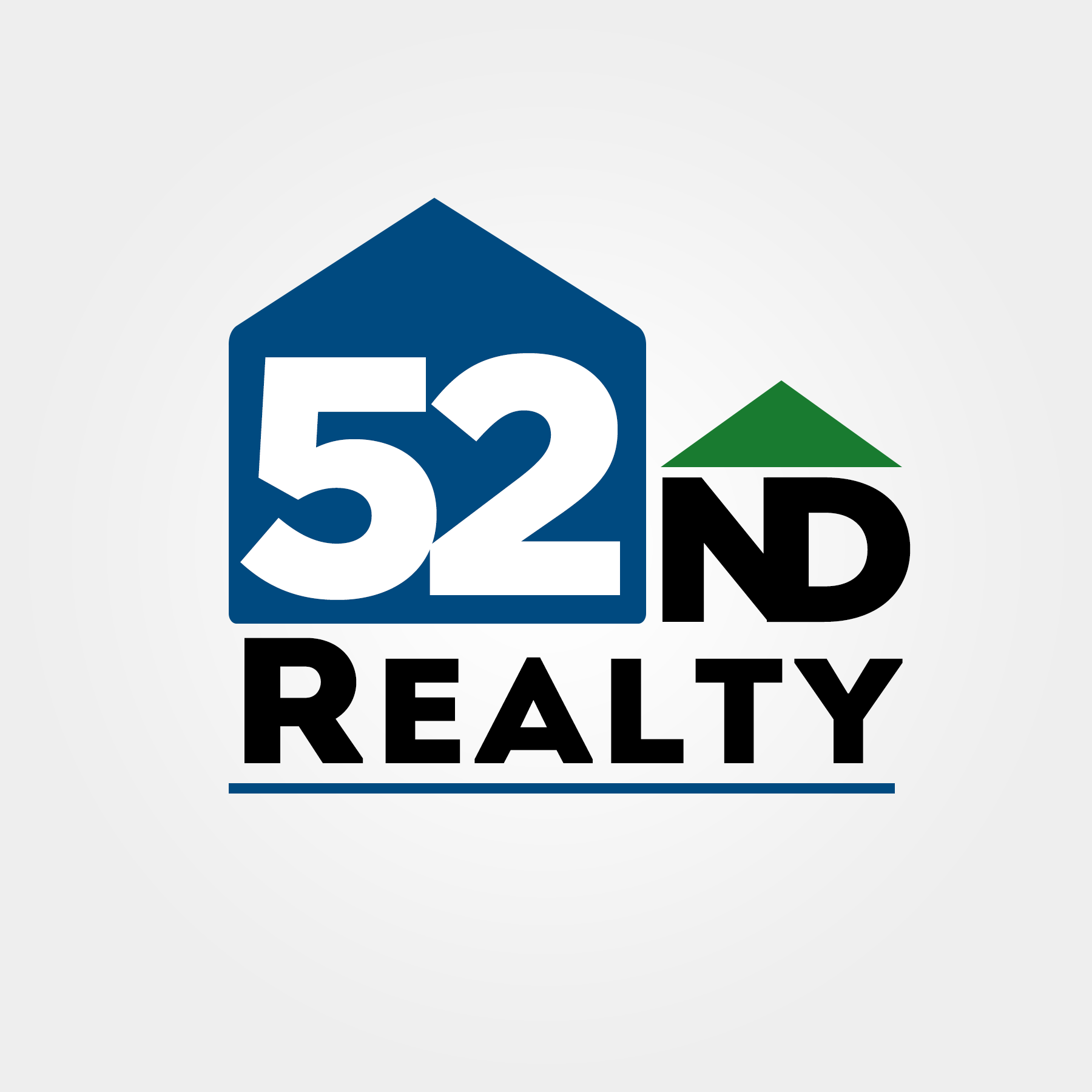 Logo Design by Lemuel Arvin Tanzo - Entry No. 119 in the Logo Design Contest 52nd Street Realty Logo Design.