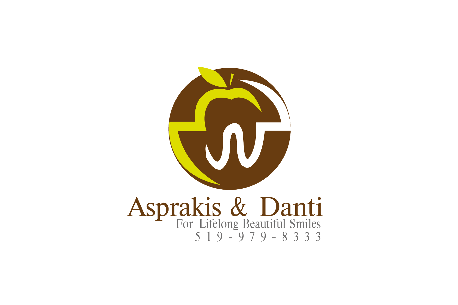 Logo Design by Digital Designs - Entry No. 63 in the Logo Design Contest Unique Logo Design Wanted for Asprakis and Danti.