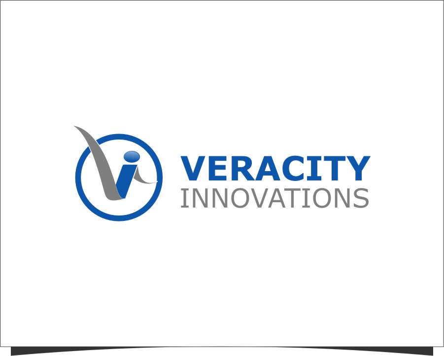 Logo Design by Ngepet_art - Entry No. 8 in the Logo Design Contest Creative Logo Design for Veracity Innovation, LLC.