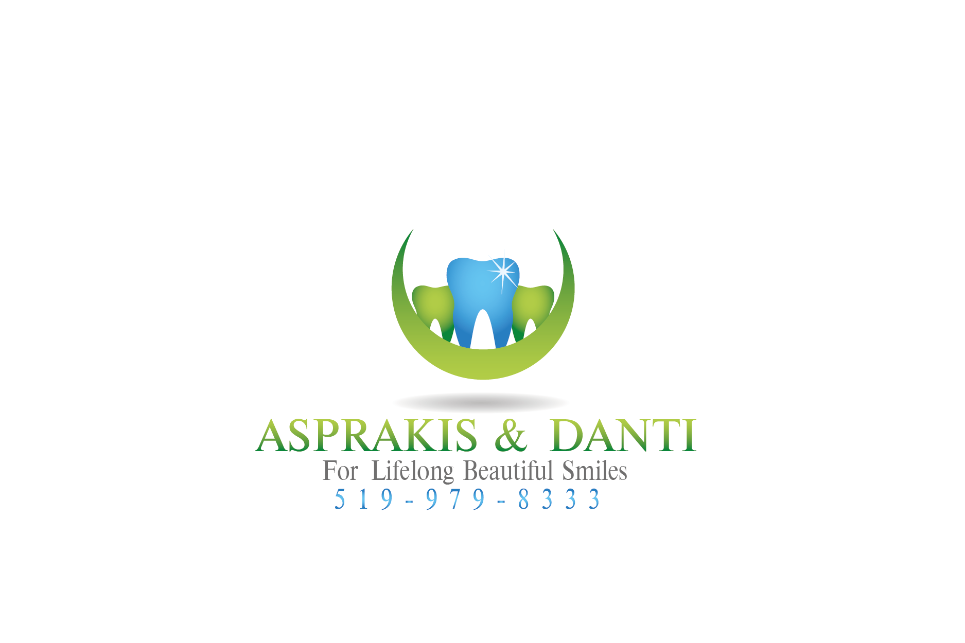 Logo Design by Digital Designs - Entry No. 67 in the Logo Design Contest Unique Logo Design Wanted for Asprakis and Danti.