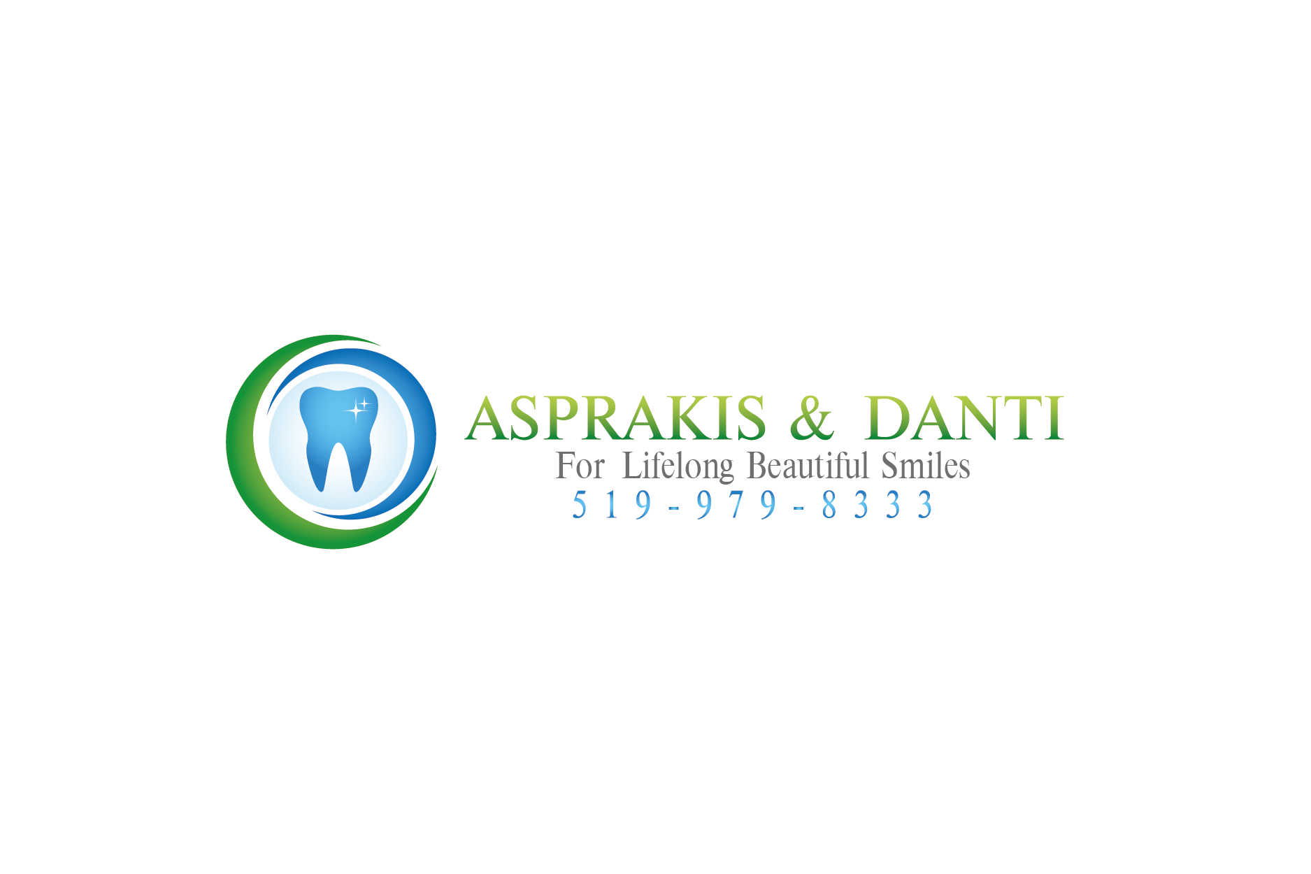 Logo Design by Digital Designs - Entry No. 68 in the Logo Design Contest Unique Logo Design Wanted for Asprakis and Danti.