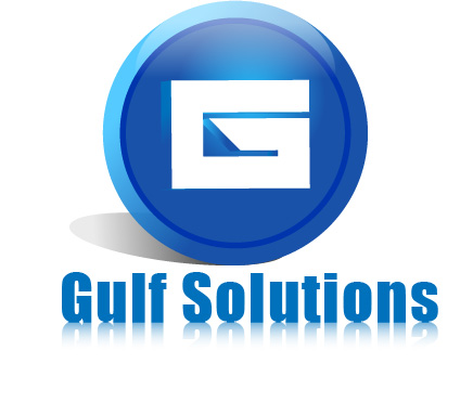 Logo Design by Iskander Dino - Entry No. 130 in the Logo Design Contest New Logo Design for Gulf solutions company.