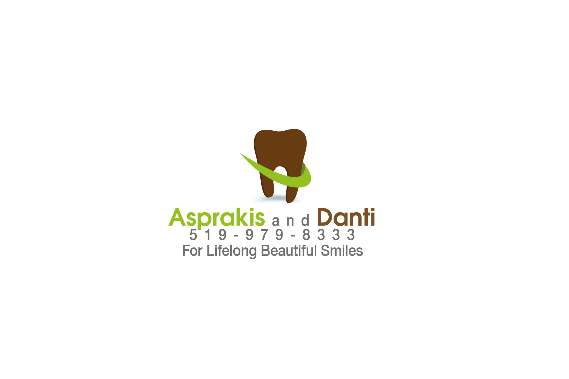 Logo Design by Private User - Entry No. 70 in the Logo Design Contest Unique Logo Design Wanted for Asprakis and Danti.