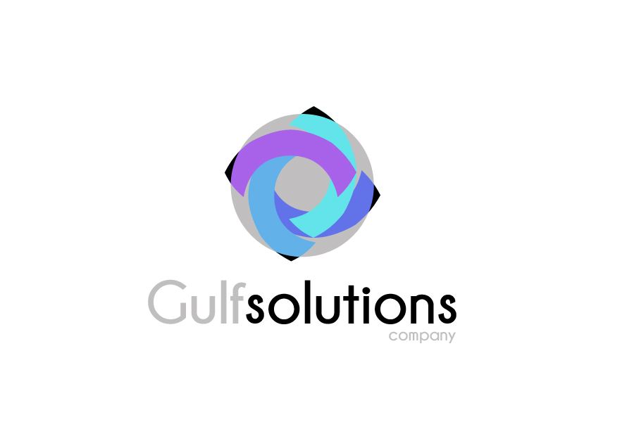 Logo Design by Sonu Boniya - Entry No. 131 in the Logo Design Contest New Logo Design for Gulf solutions company.
