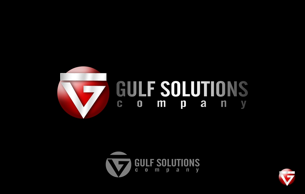 Logo Design by Respati Himawan - Entry No. 135 in the Logo Design Contest New Logo Design for Gulf solutions company.
