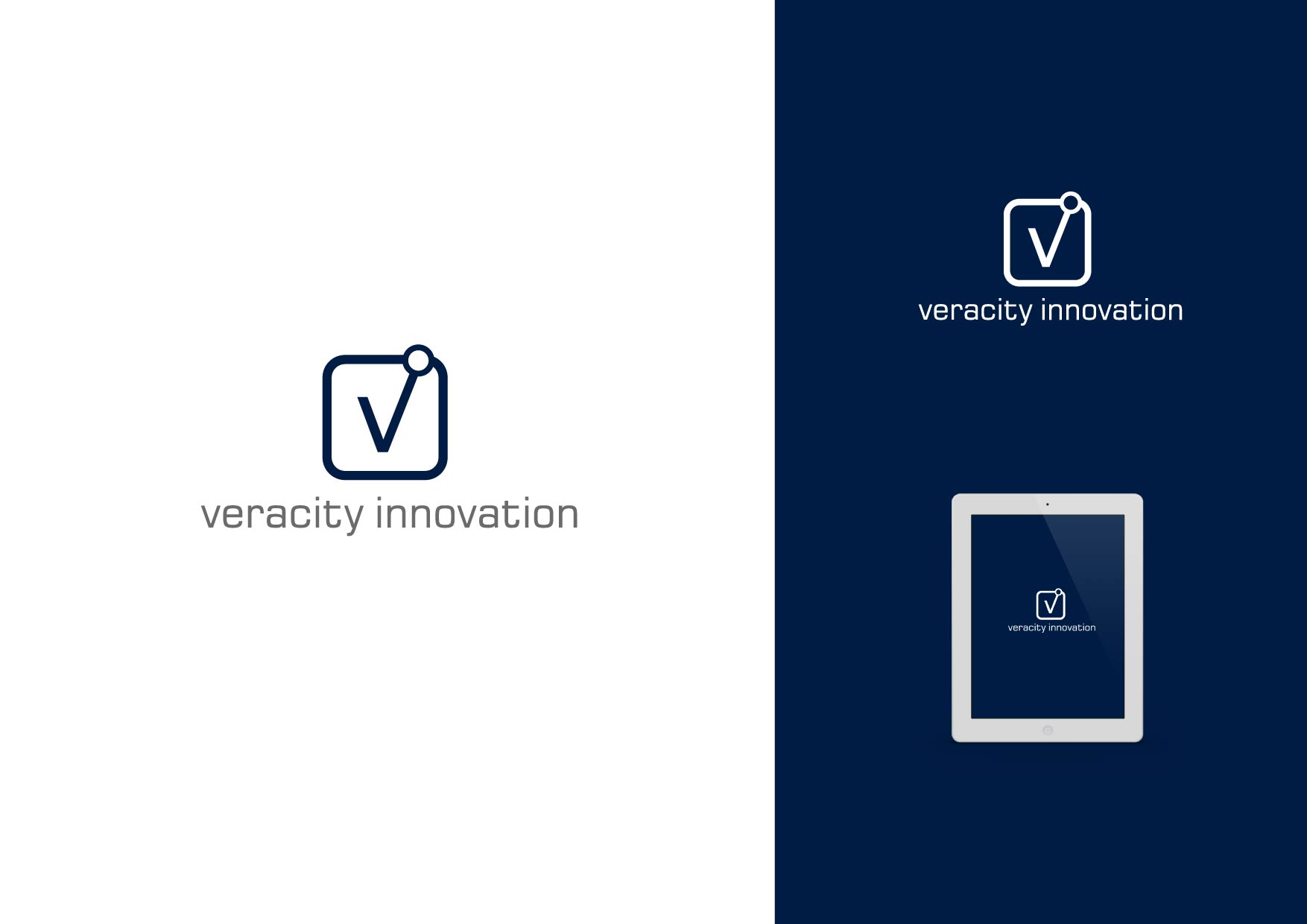 Logo Design by Osi Indra - Entry No. 18 in the Logo Design Contest Creative Logo Design for Veracity Innovation, LLC.