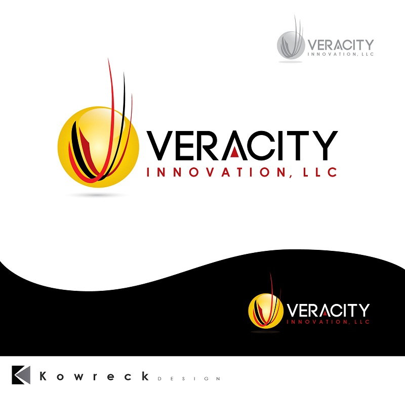 Logo Design by kowreck - Entry No. 19 in the Logo Design Contest Creative Logo Design for Veracity Innovation, LLC.