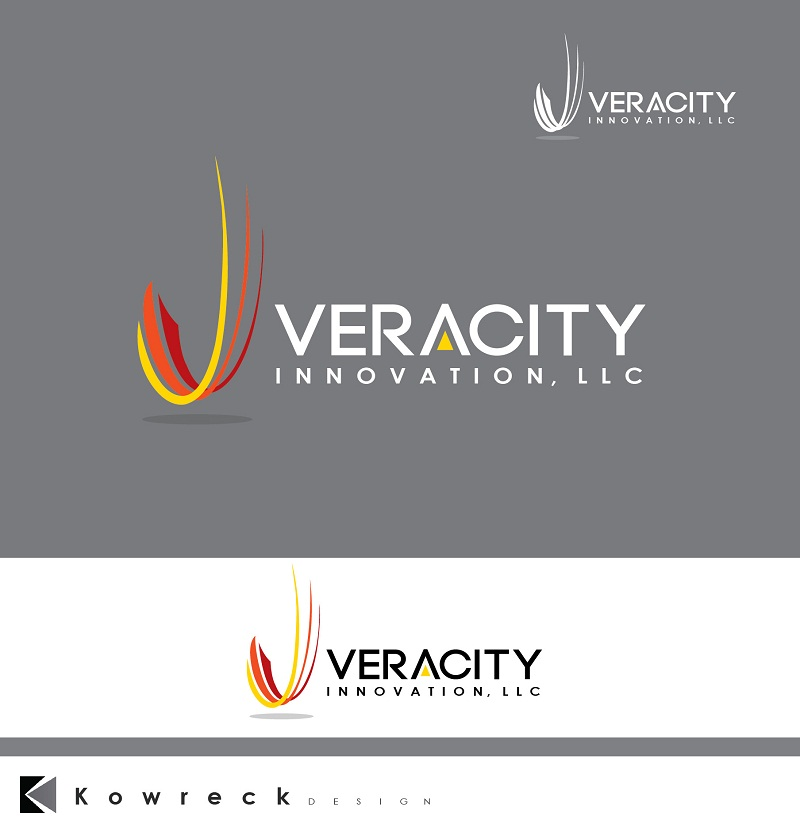 Logo Design by kowreck - Entry No. 20 in the Logo Design Contest Creative Logo Design for Veracity Innovation, LLC.