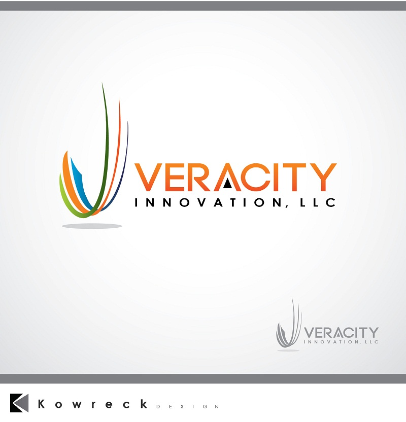 Logo Design by kowreck - Entry No. 21 in the Logo Design Contest Creative Logo Design for Veracity Innovation, LLC.