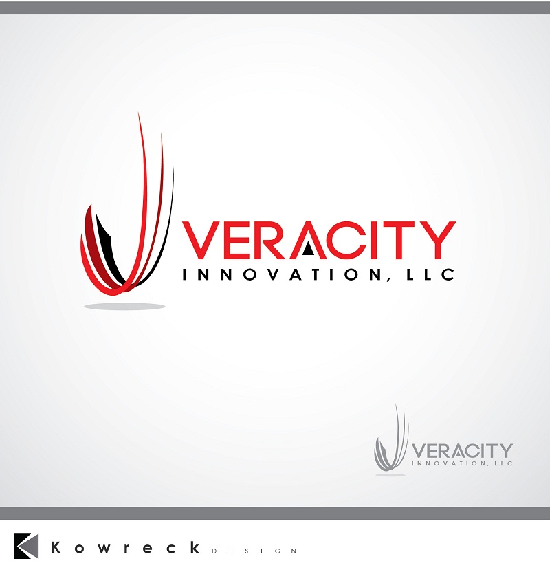 Logo Design by kowreck - Entry No. 22 in the Logo Design Contest Creative Logo Design for Veracity Innovation, LLC.