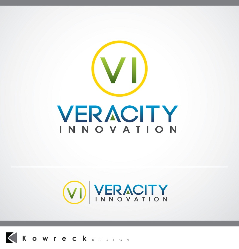 Logo Design by kowreck - Entry No. 23 in the Logo Design Contest Creative Logo Design for Veracity Innovation, LLC.
