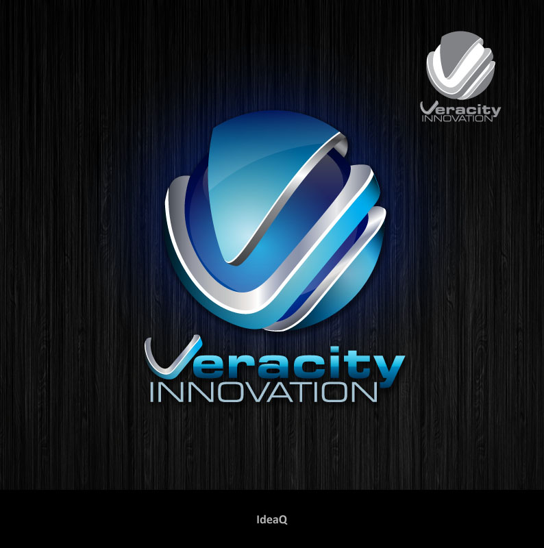Logo Design by Private User - Entry No. 24 in the Logo Design Contest Creative Logo Design for Veracity Innovation, LLC.