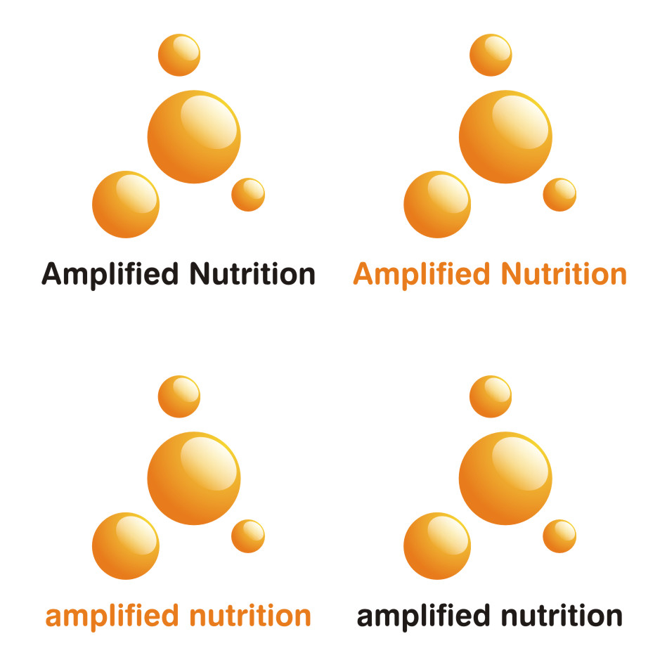 Logo Design by SiNN - Entry No. 84 in the Logo Design Contest Amplified Nutrition.