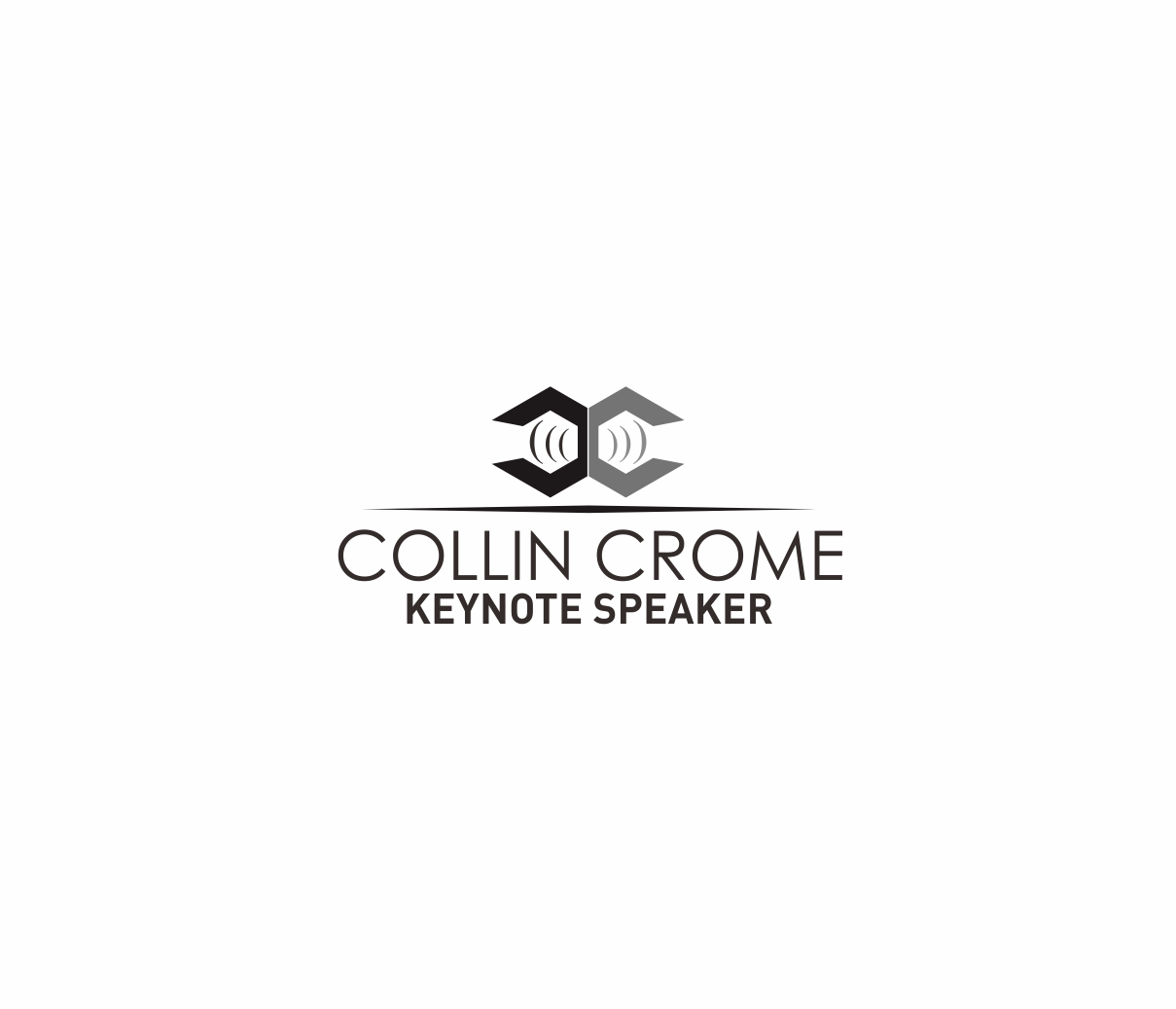 Logo Design by Armada Jamaluddin - Entry No. 111 in the Logo Design Contest Modern Logo Design for Collin Croome.
