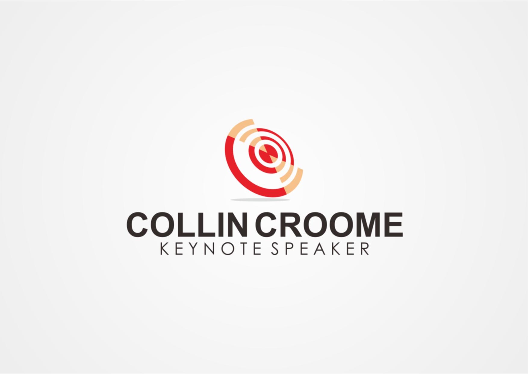 Logo Design by Private User - Entry No. 113 in the Logo Design Contest Modern Logo Design for Collin Croome.