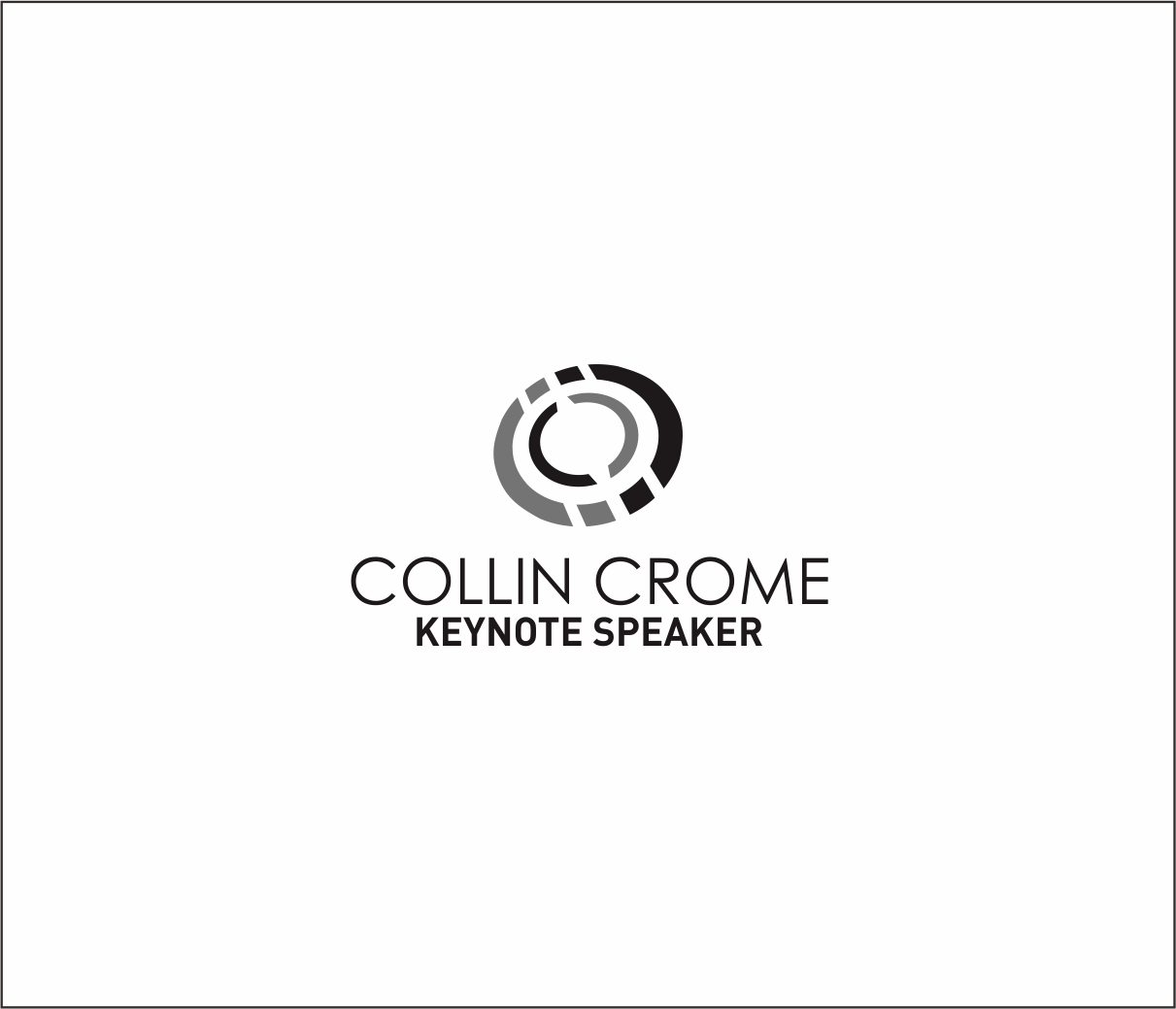 Logo Design by Armada Jamaluddin - Entry No. 117 in the Logo Design Contest Modern Logo Design for Collin Croome.
