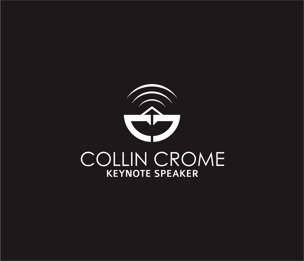 Logo Design by Armada Jamaluddin - Entry No. 120 in the Logo Design Contest Modern Logo Design for Collin Croome.