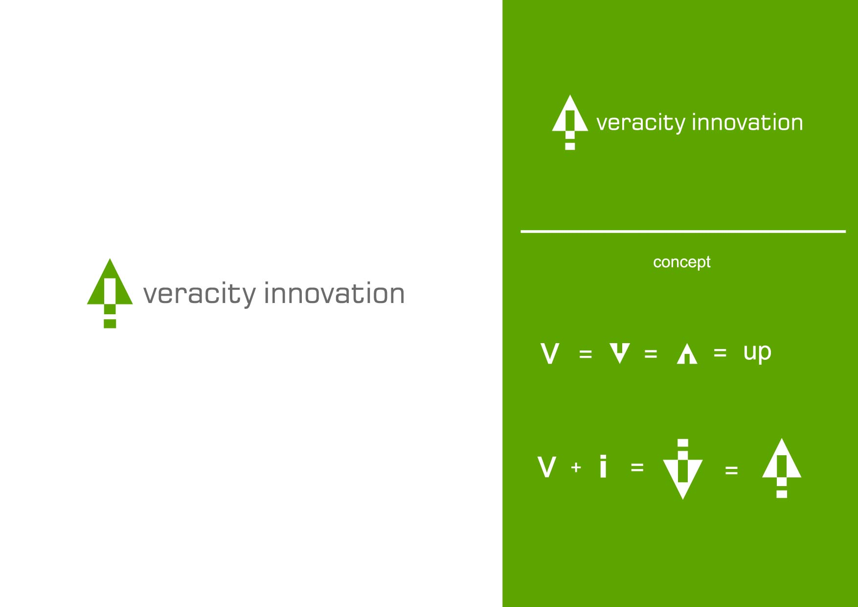 Logo Design by Osi Indra - Entry No. 29 in the Logo Design Contest Creative Logo Design for Veracity Innovation, LLC.